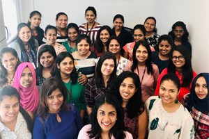ZILLIONe Celebrates International Women's Day 2019