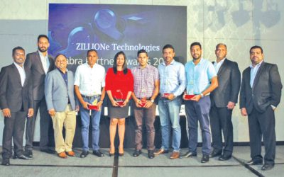 ZILLIONe launches new intelligent Jabra equipment while felicitating top performers