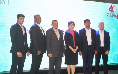 ZILLIONe becomes the first Sri Lankan owned Microsoft Fast Track Ready Partner in Sri Lanka