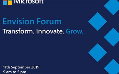 Team ZILLIONe is at the Microsoft Envision Forum Shangri-La, Colombo