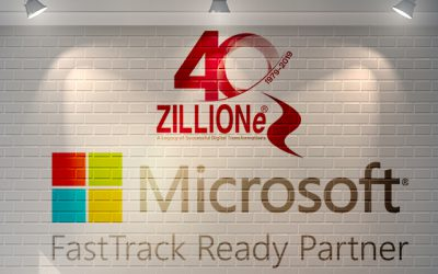 ZILLIONe Becomes the First Fully-Sri Lankan-Owned Company to Achieve a 'Microsoft FastTrack Ready Partner' Status